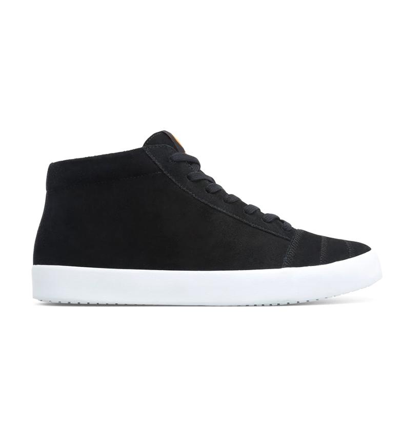 Comprar CAMPER Imar black leather slippers