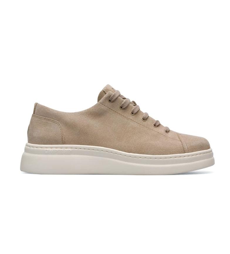 Comprar CAMPER Zapatillas  de piel K200508 beige