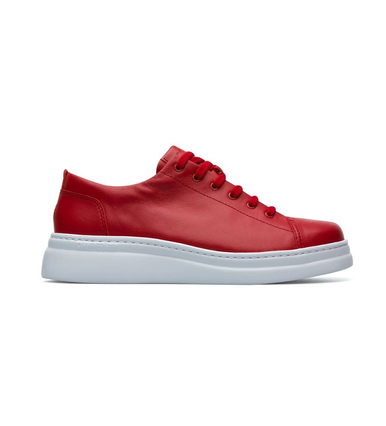 Comprar CAMPER Zapatillas  de piel K200508 rojo