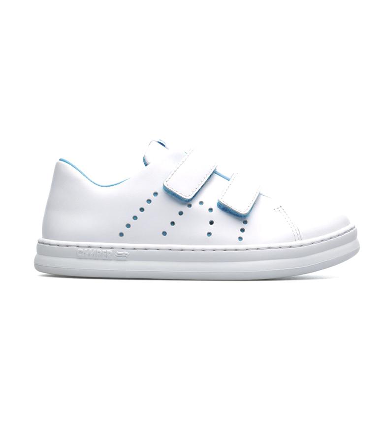 Comprar CAMPER Sapatos de couro para corredores brancos