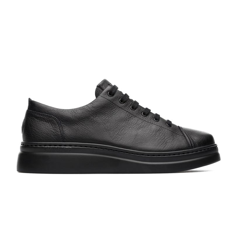 Comprar CAMPER Runner Up Chaussures en cuir noir