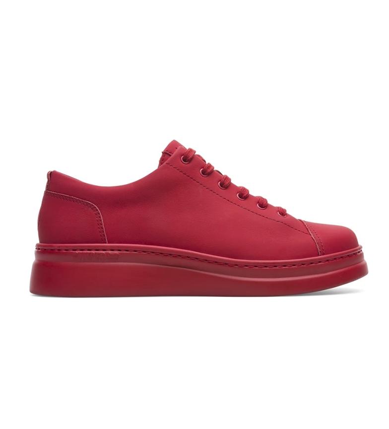 Comprar CAMPER Zapatillas de piel Runner Up rojo