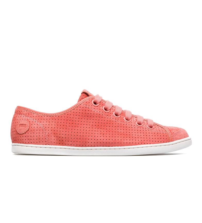 Comprar CAMPER Leather shoes One pink