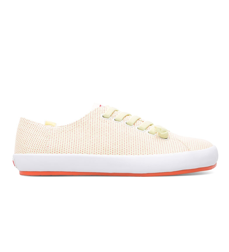 Comprar CAMPER Peu Rambla cassé chaussures blanches