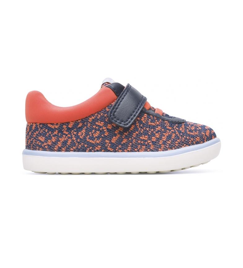 Comprar CAMPER Perseguir sapatos azul, laranja