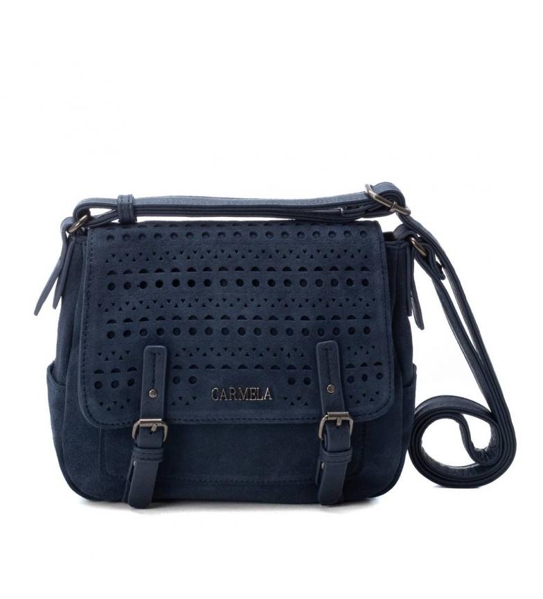 Comprar Carmela Bolsa 086519 -21 x 25x x 9 cm- azul