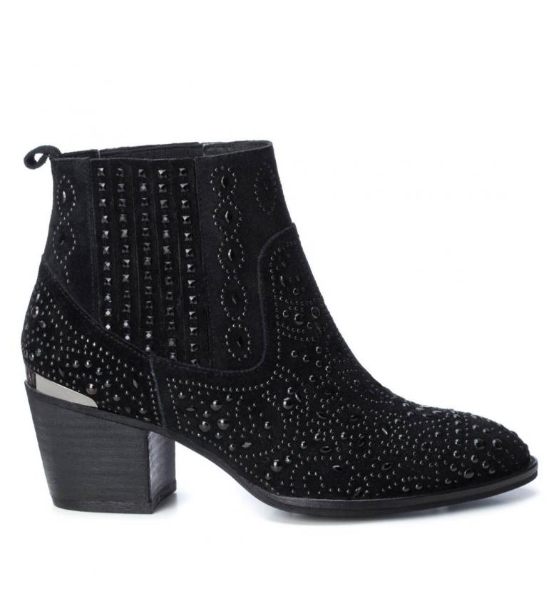 Comprar Carmela Bottes en cuir 066832 noir -Hauteur du talon : 6cm
