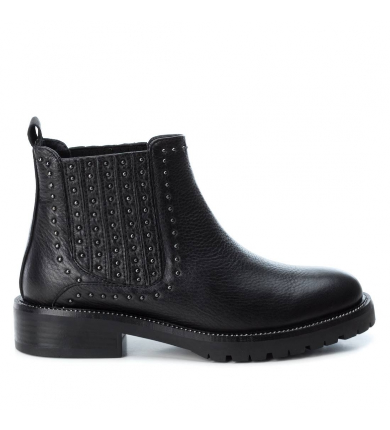 Comprar Carmela Bottes en cuir 066998 noir