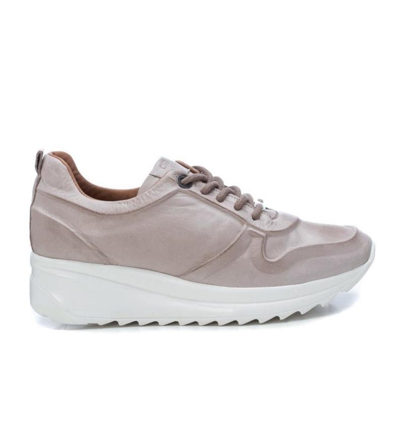 Comprar Carmela 067143 scarpa in pelle marrone ghiaccio
