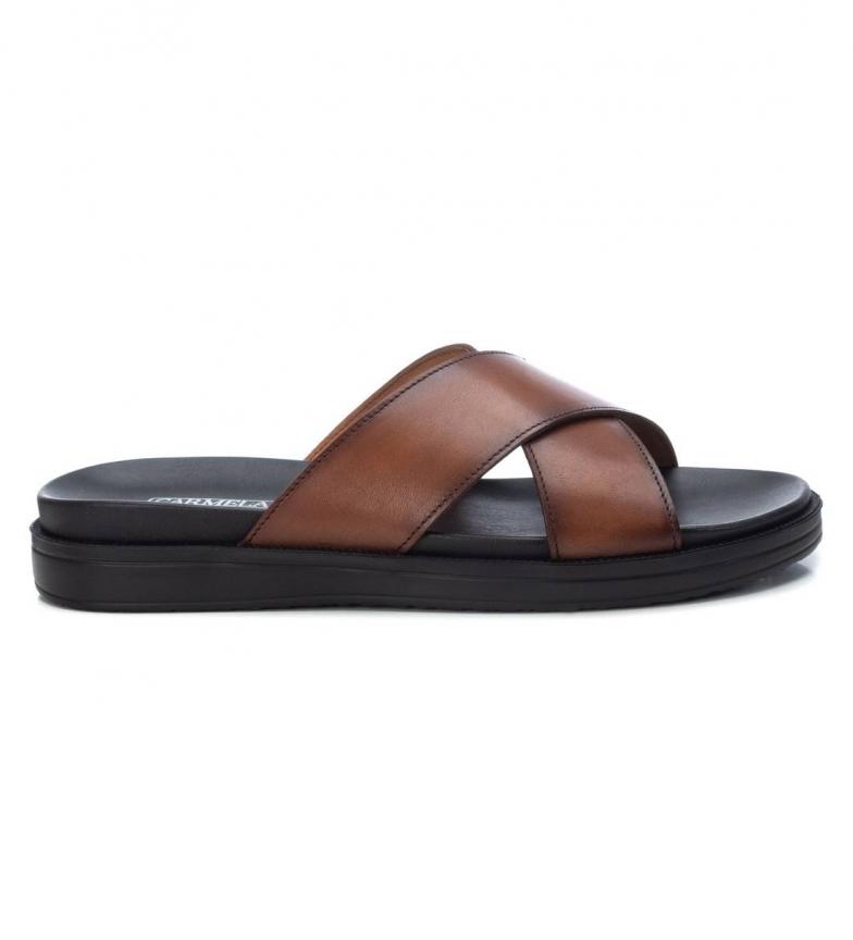 Comprar Carmela Sandalias Piel  067875 marrón