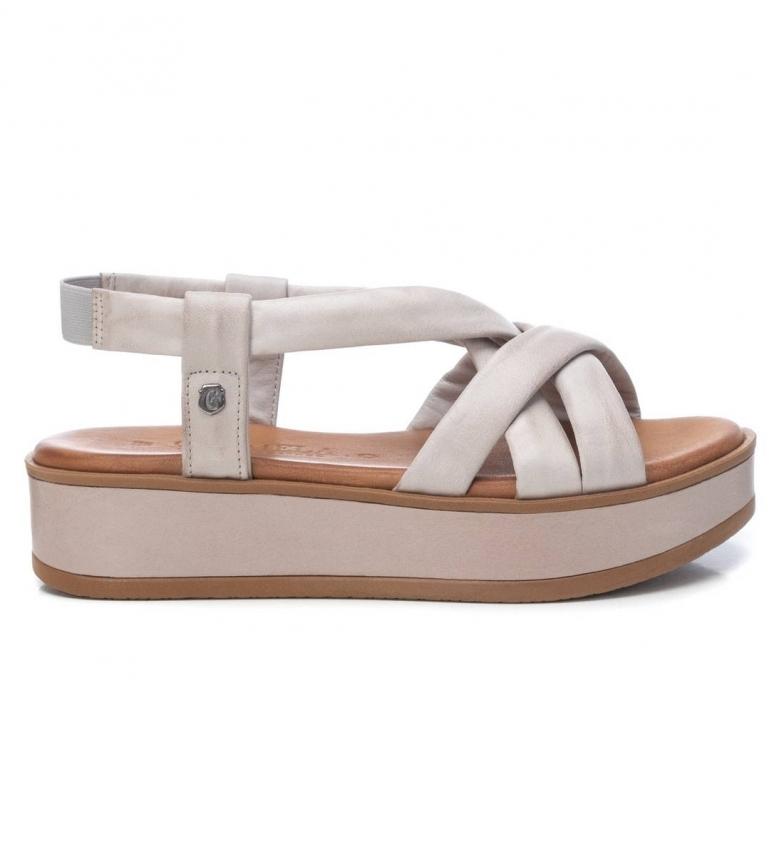 Comprar Carmela Sandalias Piel 067837 marrón