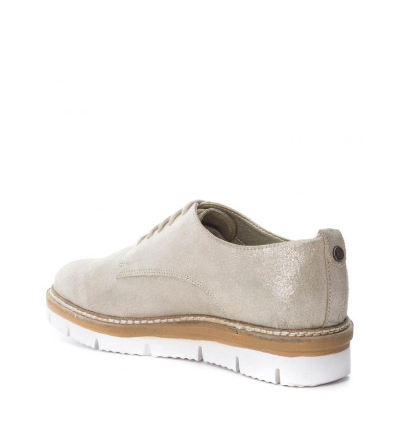 piel Zapato de Carmela Carmela Zapato Carmela piel de piel oro de Zapato oro YSUwCxxfq