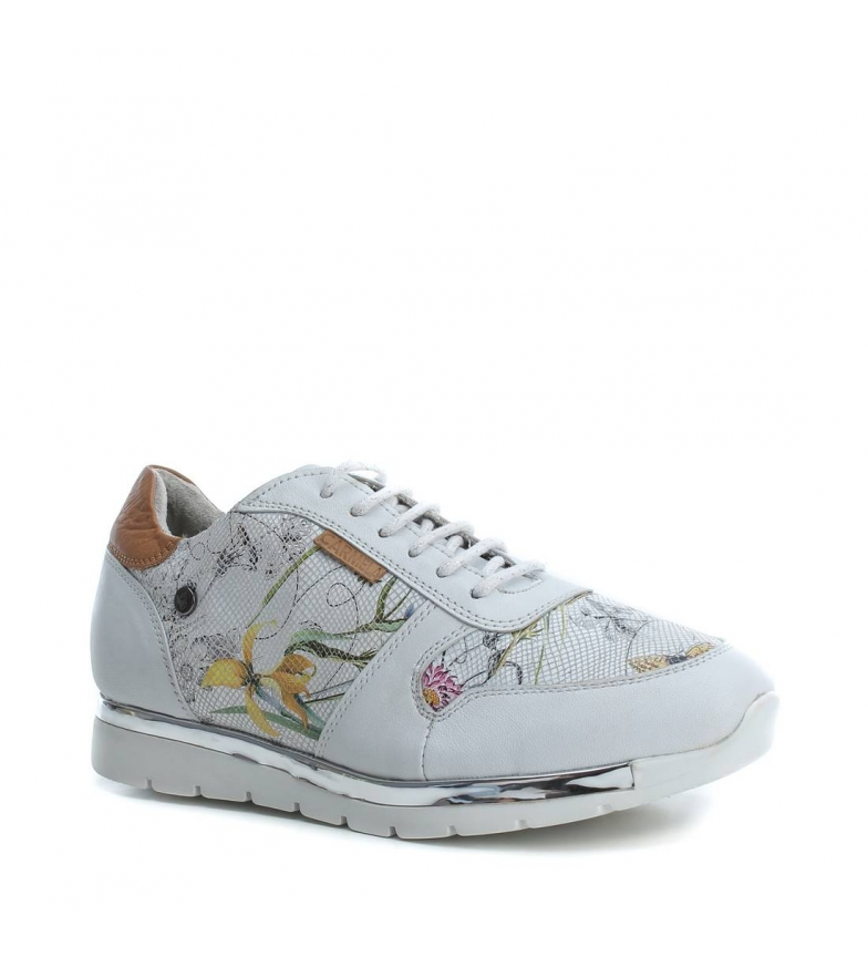 de piel Carmela Carmela blanco blanco de Sneakers Carmela piel piel Sneakers de Sneakers Carmela blanco z1TqWnz