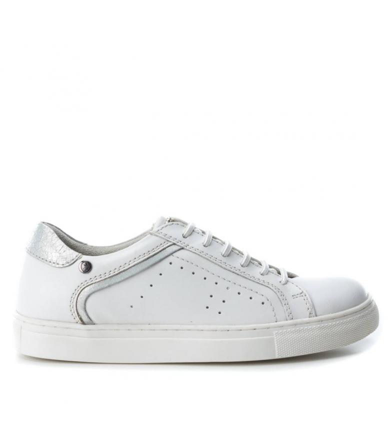 Comprar Carmela Sneaker de piel blanco