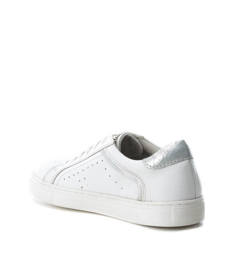 blanco de Carmela piel Sneaker Carmela piel Carmela de blanco Sneaker RqZwdxd