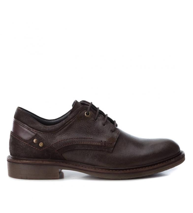 Comprar Carmela Scarpa piatta Oxford 066526 marrone