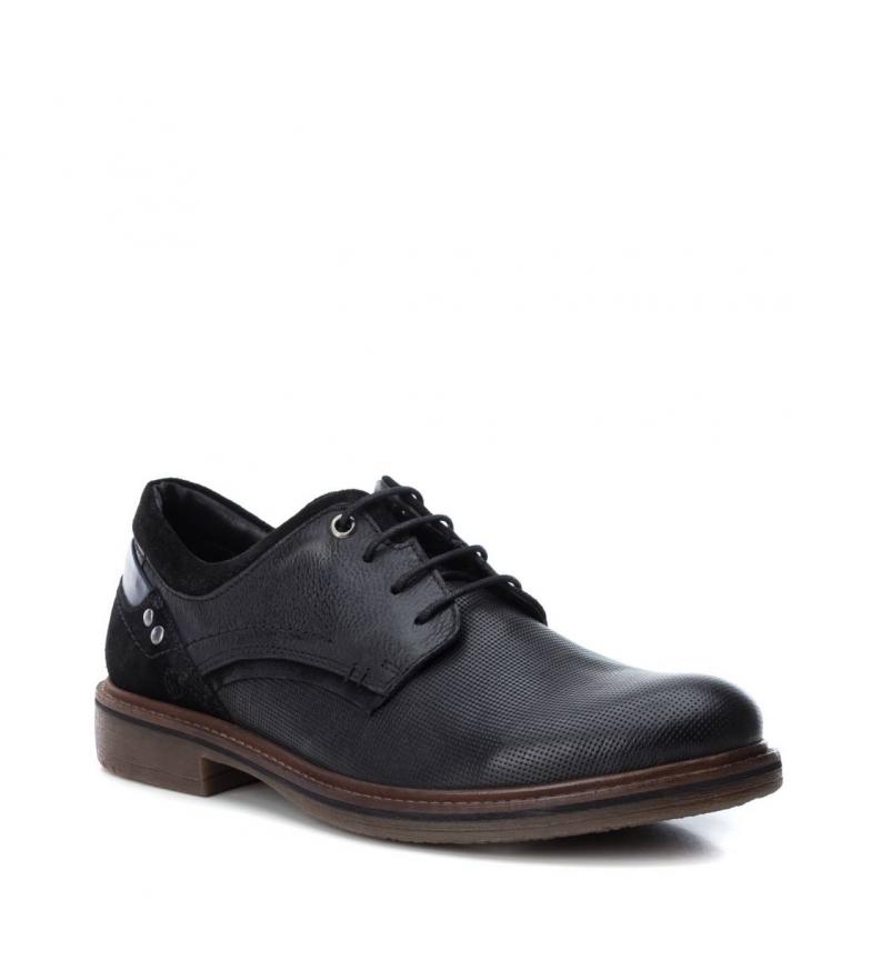 Zapato Plano Oxford Carmela Negro 066526 rdxoQBhtCs