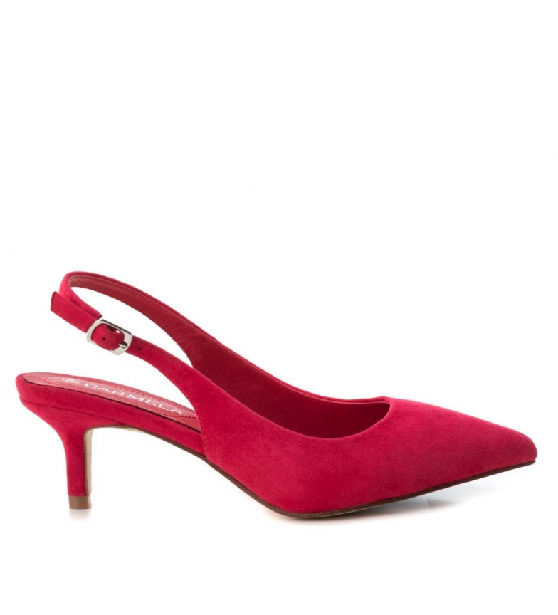 Comprar Carmela Leather shoe 066753 red -Heel height: 6cm