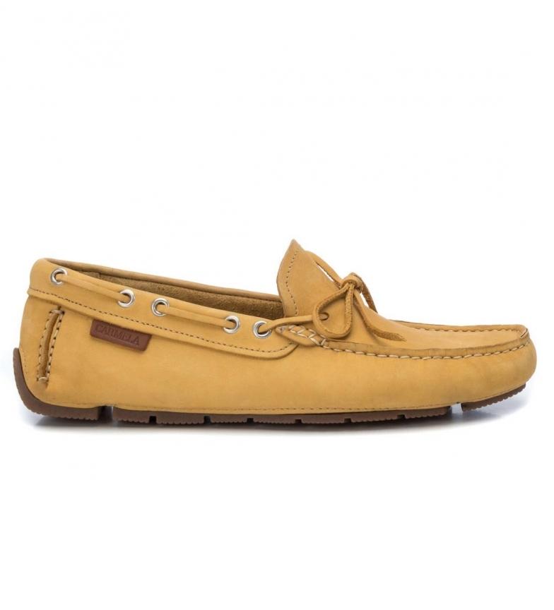 Comprar Carmela Chaussures en cuir 067360 moutarde