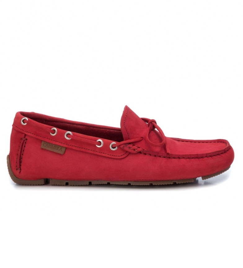 Comprar Carmela Scarpa in pelle 067360 rossa