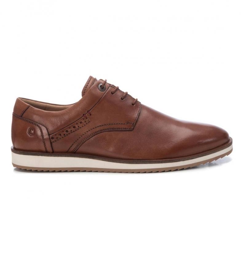 Comprar Carmela Chaussures en cuir style Oxford 067866 marron