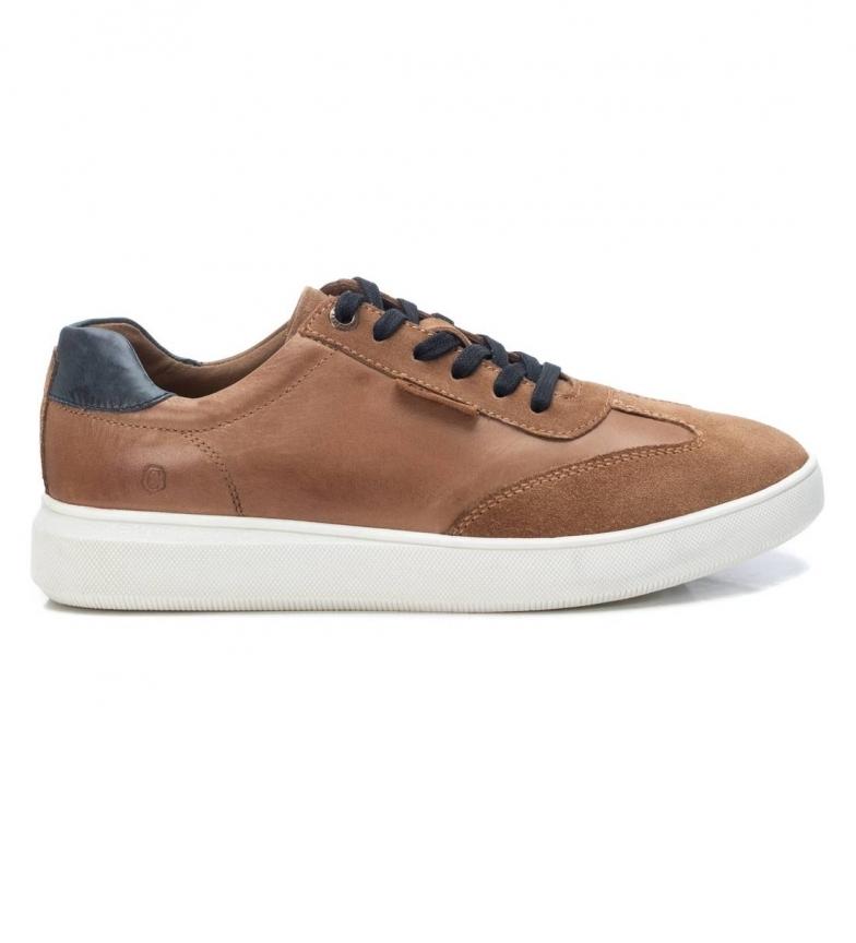 Comprar Carmela Baskets en cuir 067872 marron