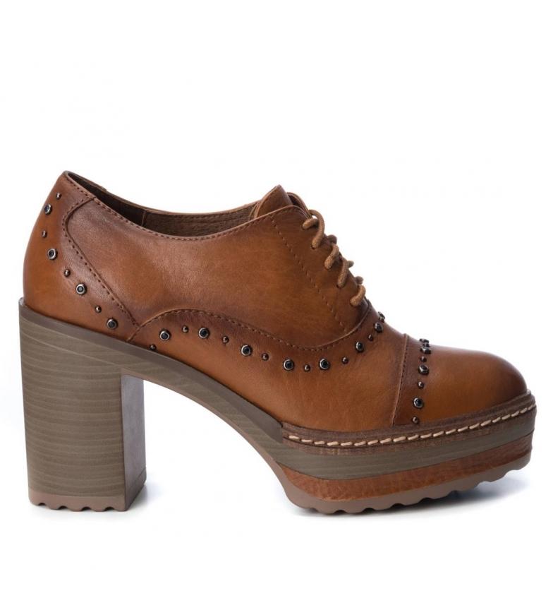 Comprar Carmela Zapatos de piel 066940 camel