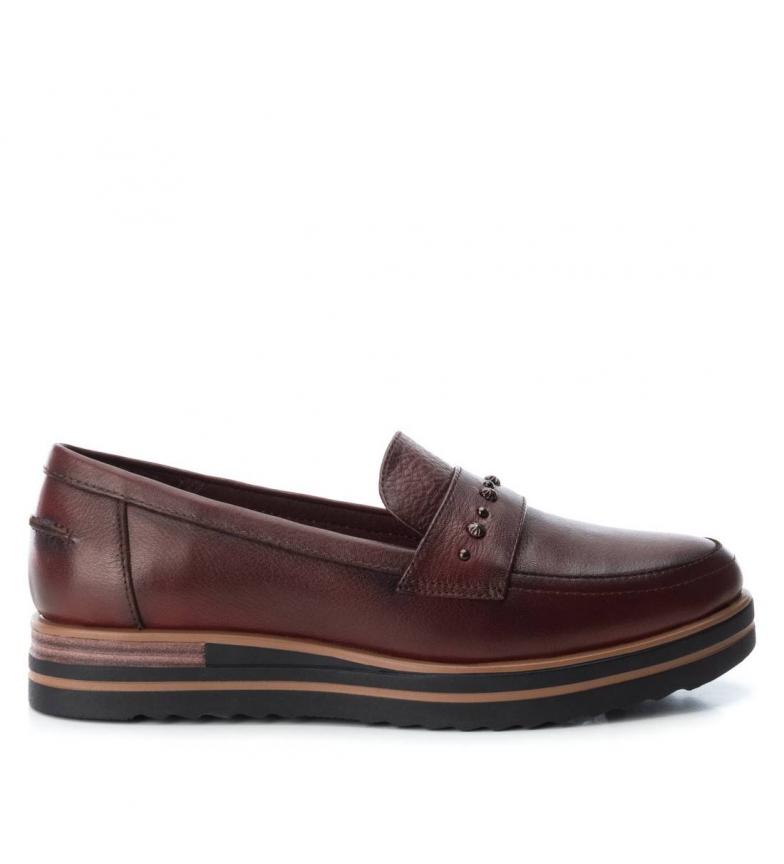 Comprar Carmela Zapatos de piel 067005 burdeos