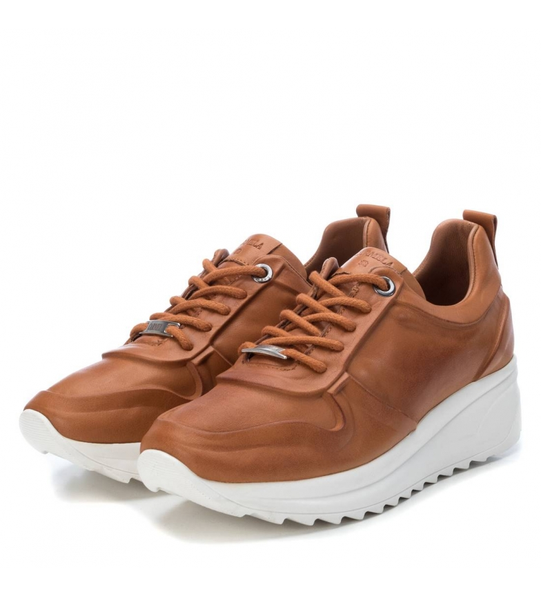 Comprar Carmela Chaussures en cuir 067143 chameau