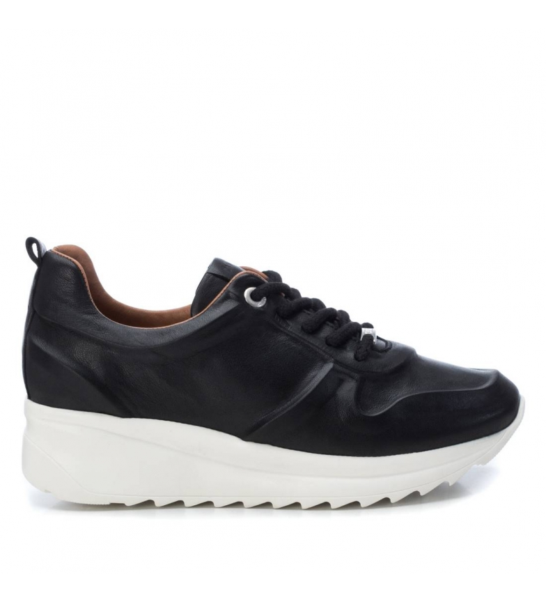 Comprar Carmela Sapatos 67143 preto - Altura da cunha: 4cm