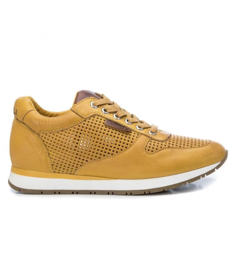 Comprar Carmela Leather shoes 067270 yellow