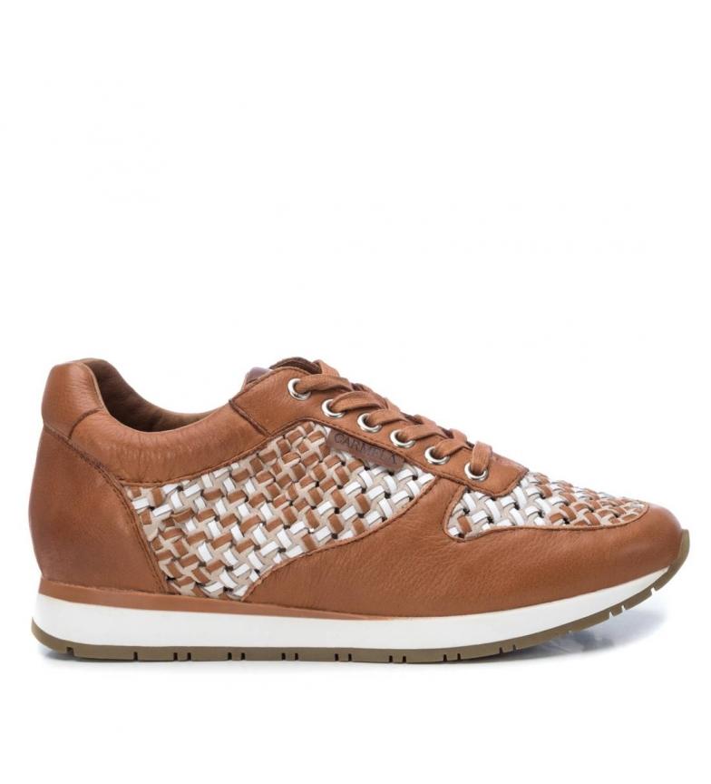 Comprar Carmela Leather shoes 067279 camel