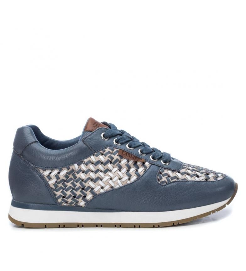 Comprar Carmela Chaussures en cuir 067279 bleu