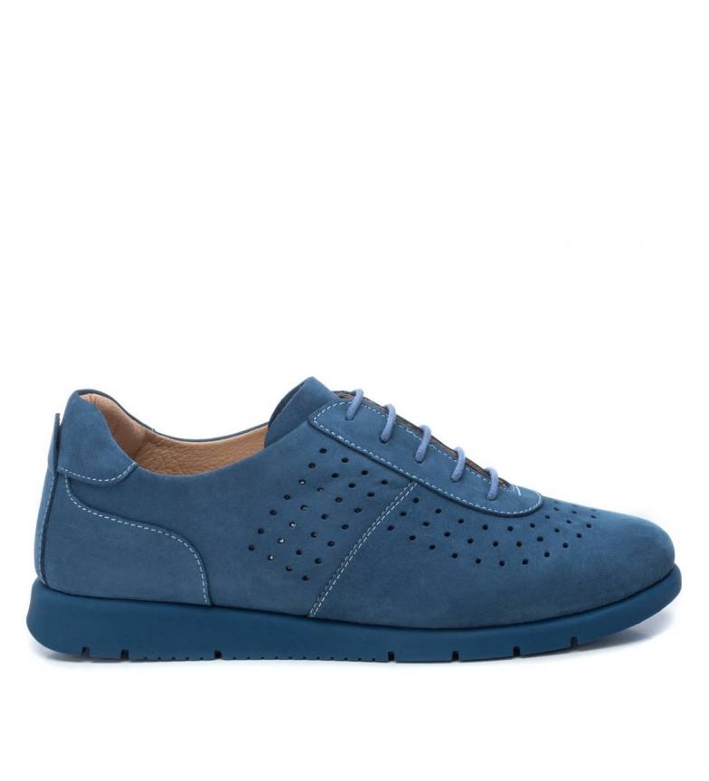 Comprar Carmela Chaussures en cuir 067344 bleu