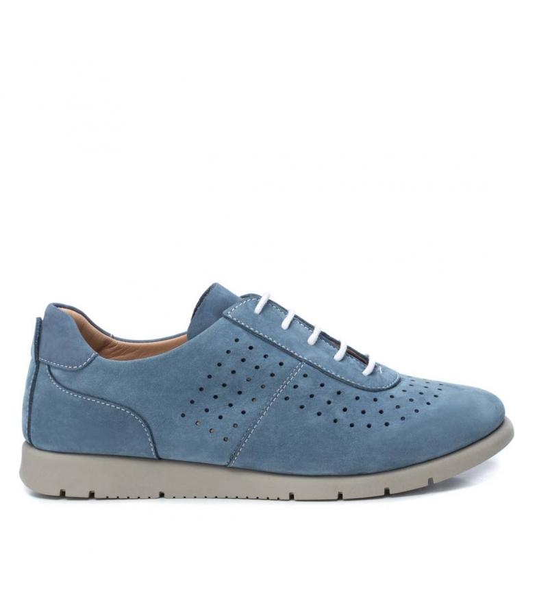 Comprar Carmela Sapatos de couro 067344 azul