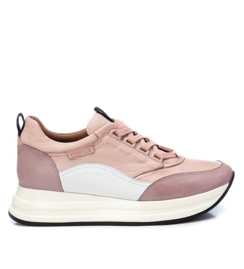 Comprar Carmela Sapatos de couro 067455 nus