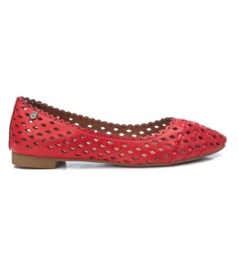Comprar Carmela Peças de mão em couro 067695 vermelho
