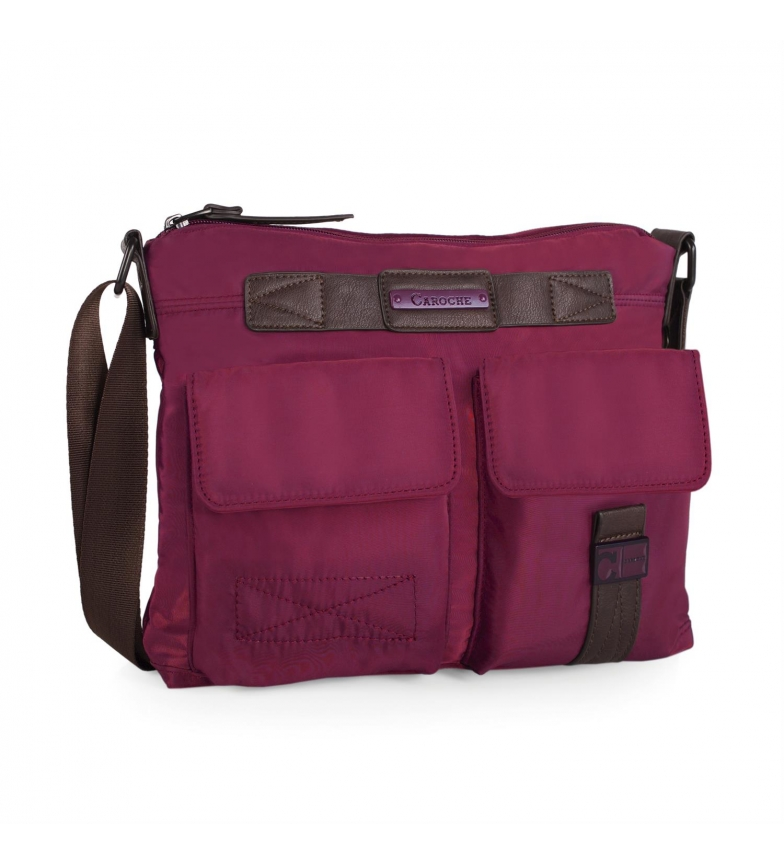 Comprar Caroche CAROCHE Lady Caroche Shoulder Bag fuchsia -23x30x4-