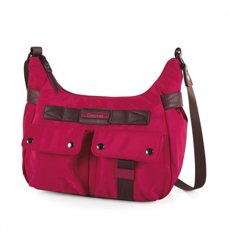 Comprar Caroche CAROCHE Lady Caroche Shoulder Bag fuchsia -27x29x12-
