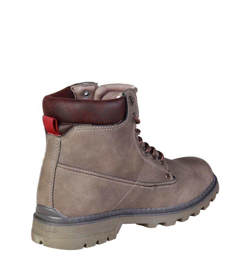 Carrera Jeans Snøfall Taupe Støvler online billig autentisk kjøpe billig fabrikkutsalg billig salg kostnad ctHxkTDTl3