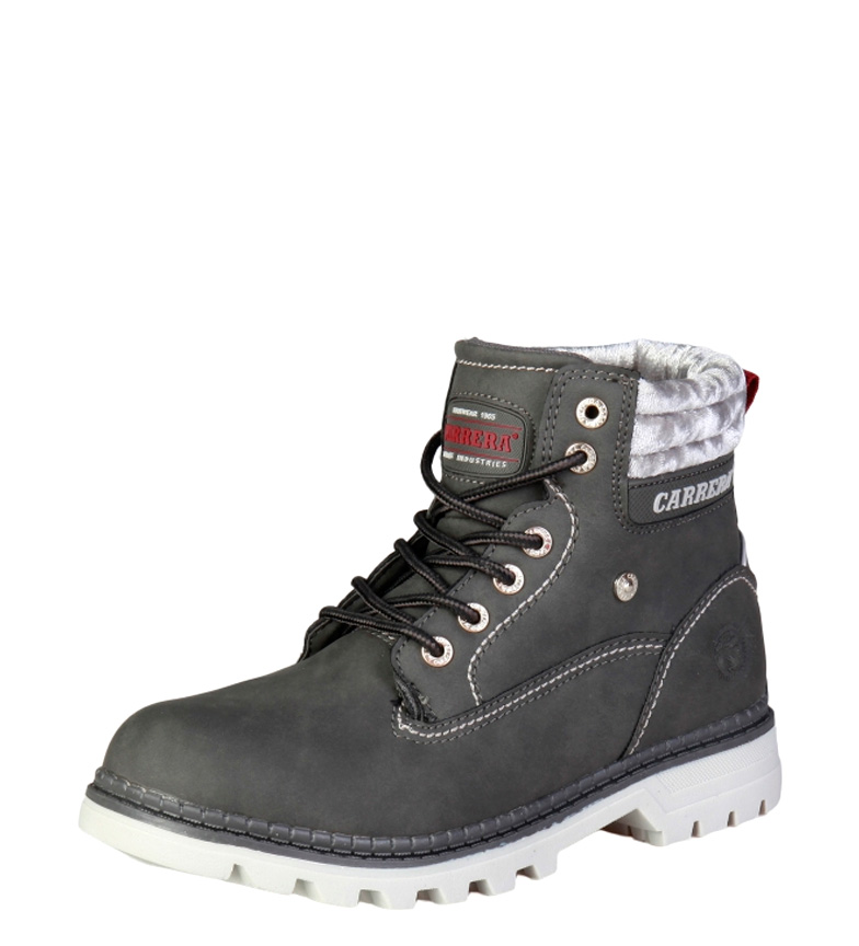 Carrera Carrera Botas Tennesse gris Jeans Jeans CqHxwUPBT