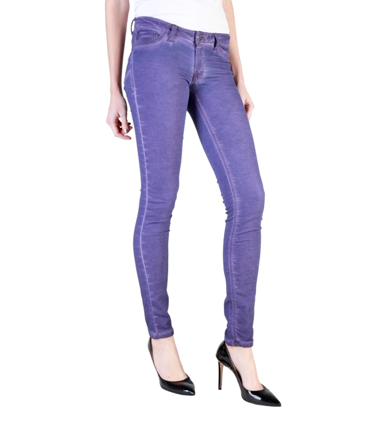 Carrera Jeans Pantal�n super stretch rojo