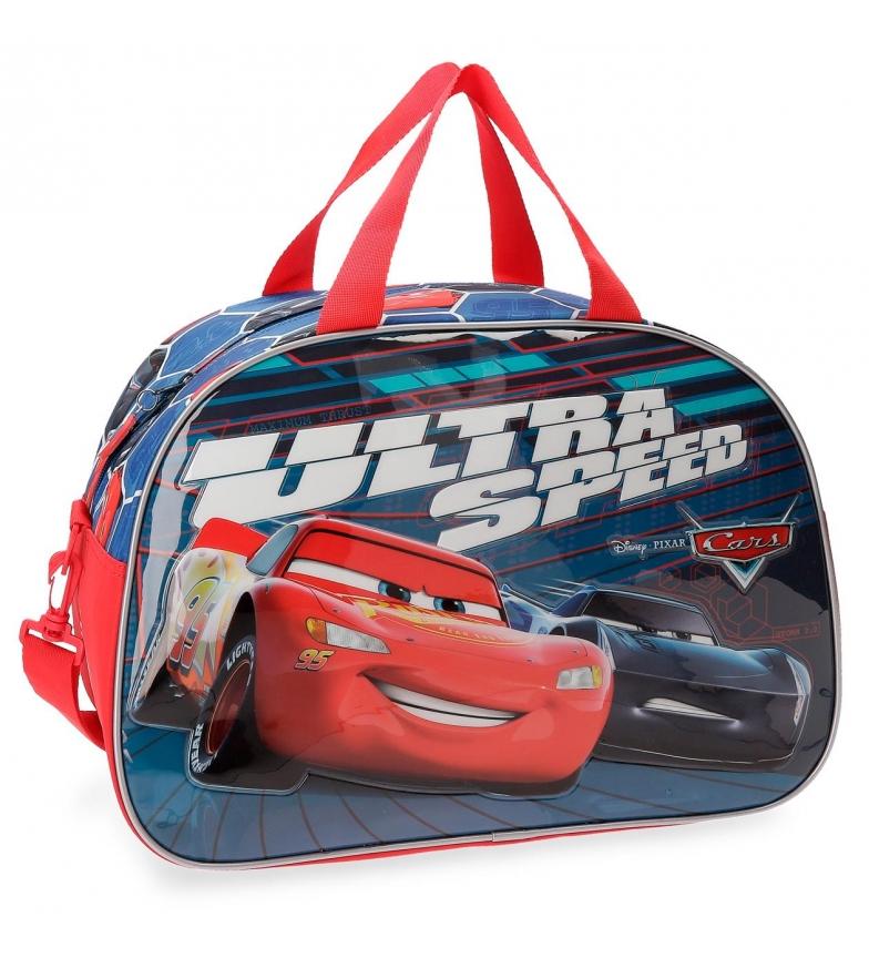 Comprar Cars Bolsa de viaje Cars Ultra Speed -40x28x22cm-