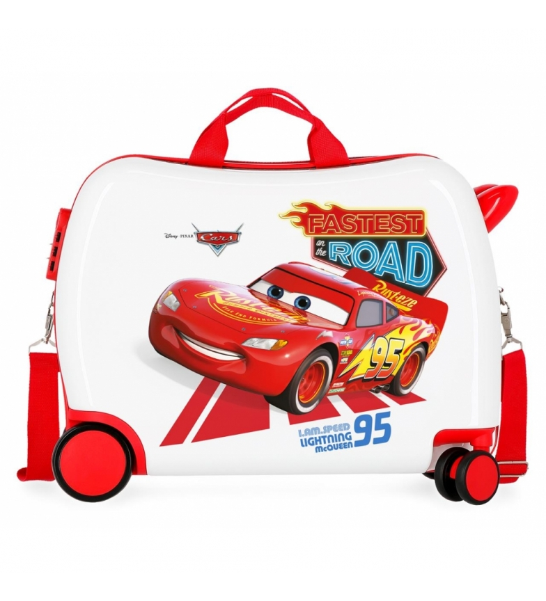 Comprar Cars 2 roues multidirectionnelles Cars Good Mood -39x50x20x20cm-