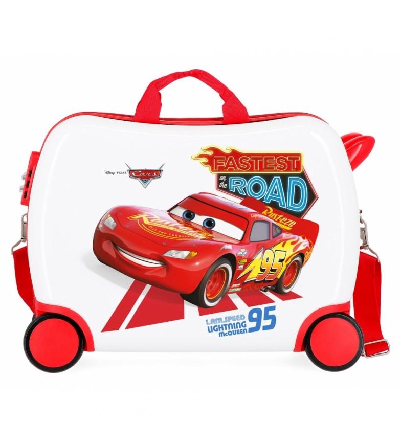 Comprar Cars Maleta correpasillos Cars Good Mood -39x50x20cm-
