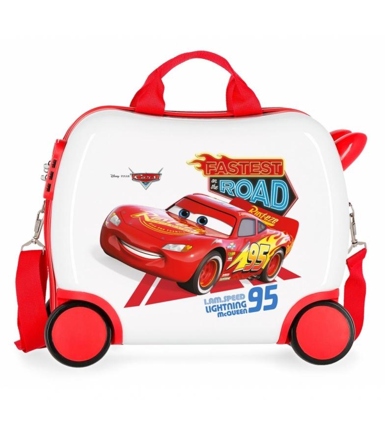 Comprar Cars Maleta correpasillos pequeña Cars Good Mood -34x41x20cm-