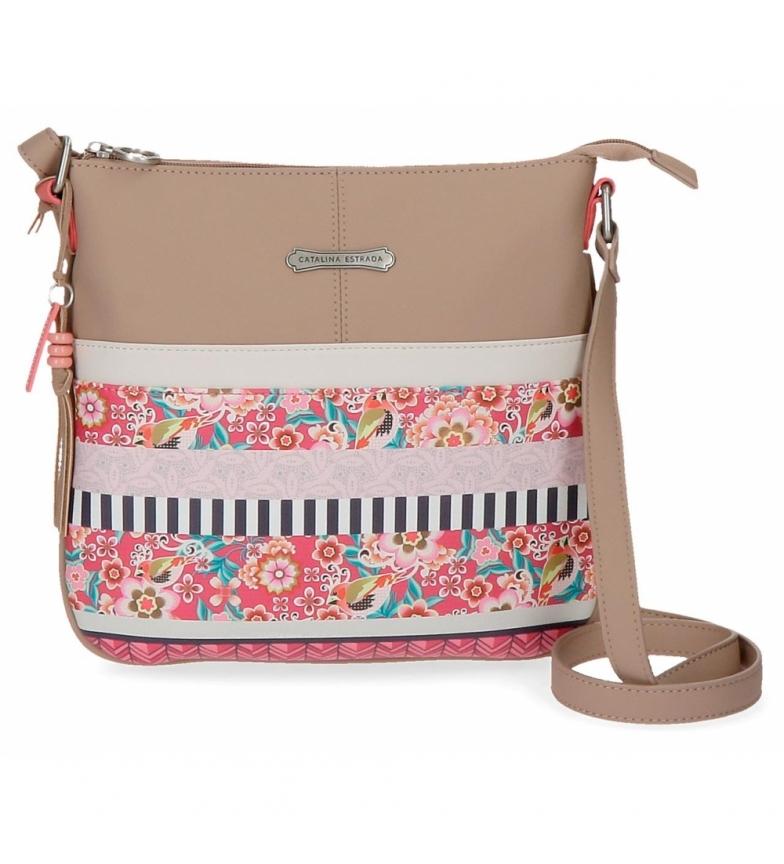 Comprar Catalina Estrada Bolsa de ombro Catalina Estrada Nature -26x25x1cm