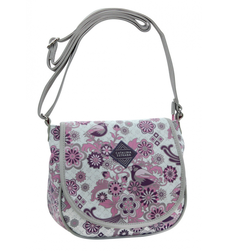 Comprar Catalina Estrada Shoulder bag with flap Catalina Estrada -23x20,5x8,5cm-