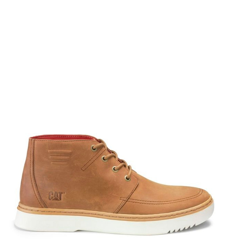Comprar Caterpillar Leather boots Sixpoint camel