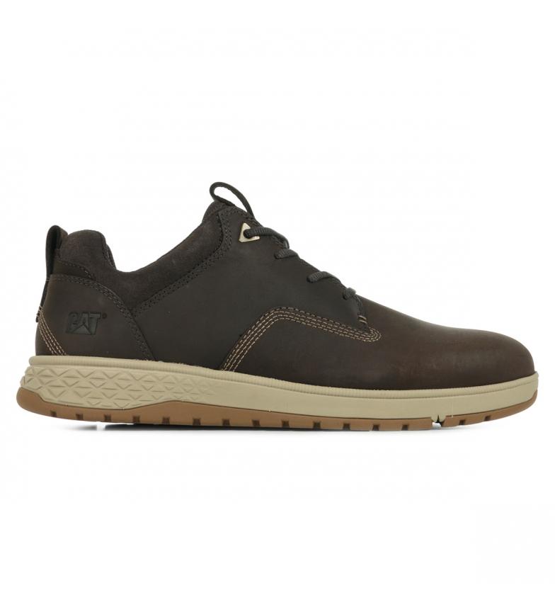 Comprar Caterpillar Zapatos de piel Titus marrón